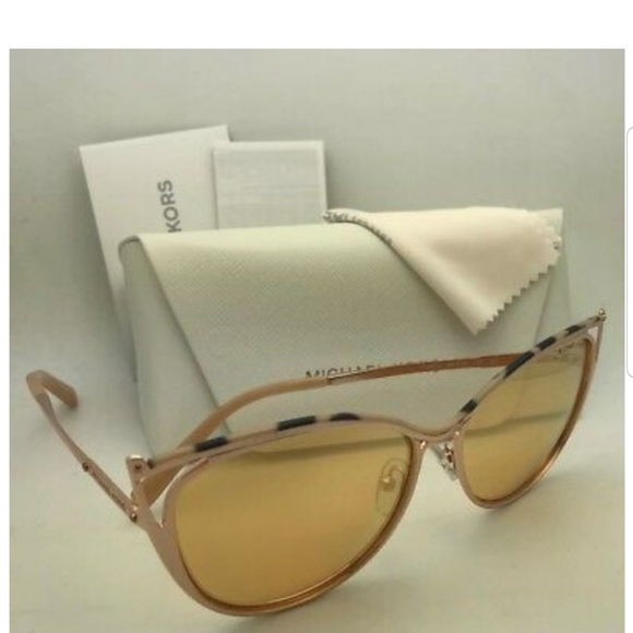 Michael Kors Authentic Cat Eye Sunglasses.